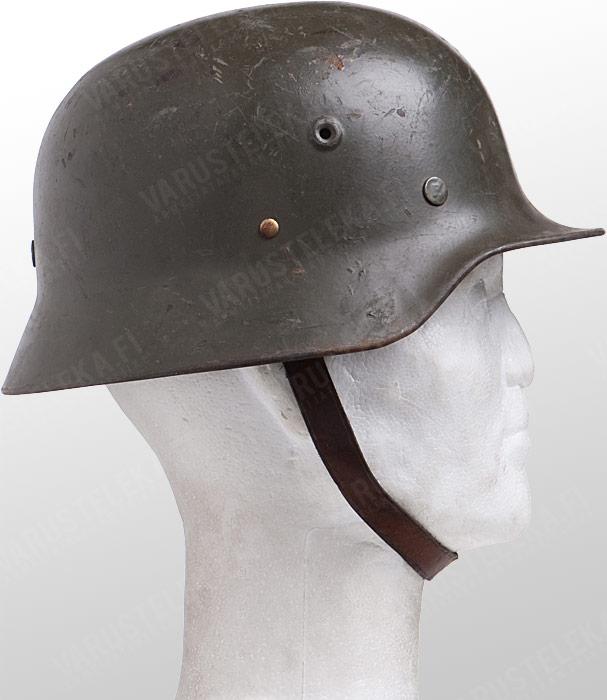 Finnish M55 steel helmet, surplus
