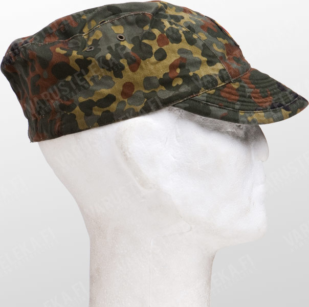 BW air force field cap, Flecktarn, surplus