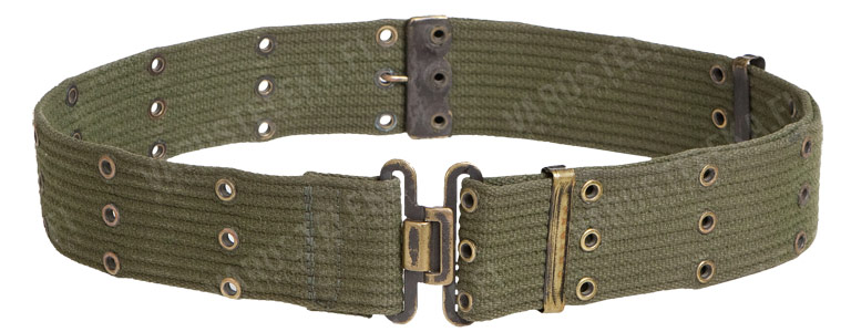 Belgian M-1971 web belt, surplus