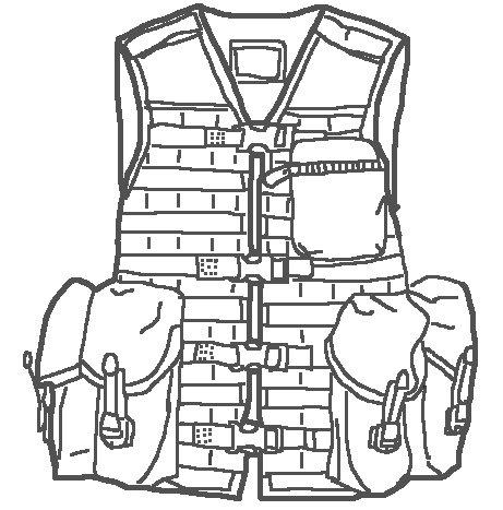 combat vests