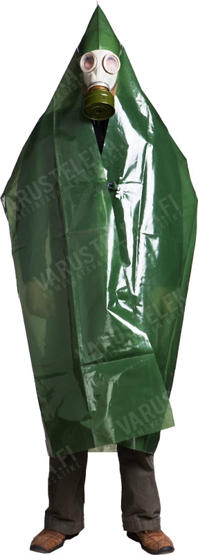 NVA full body condom SBU 67, surplus