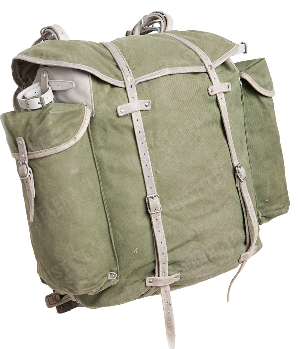 Norwegian rucksack, with steel frame, surplus