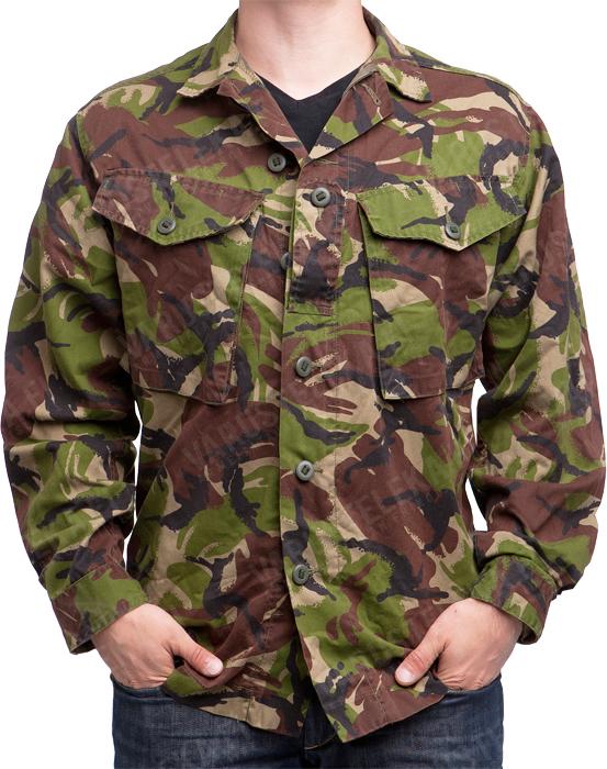 British CS95 field shirt, DPM, surplus