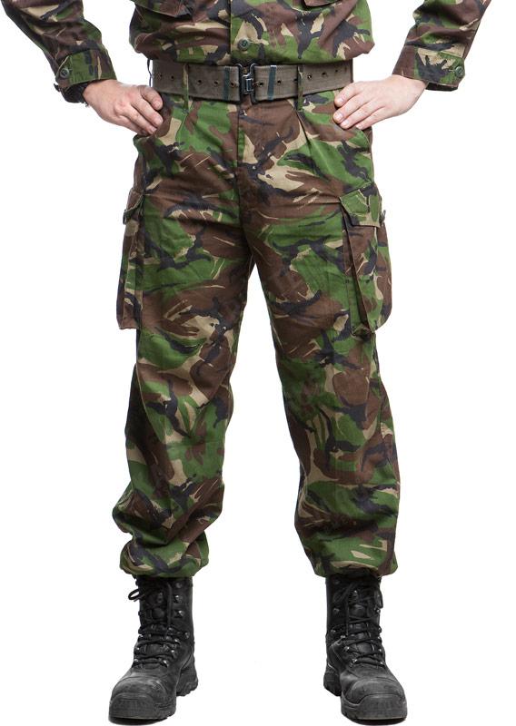 British CS95 trousers, DPM, used, surplus