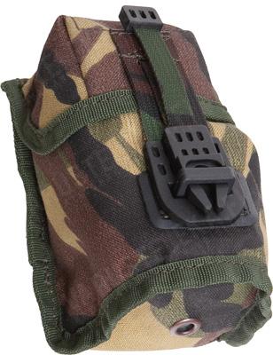 Dutch MOLLE pouch, grenade, DPM, surplus