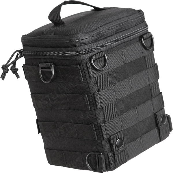 Hazard 4 Forward Observer Camera Bin, black