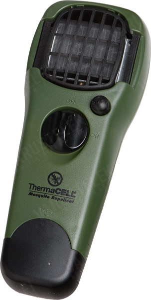 ThermaCELL MR-GJ insect repeller, olive drab
