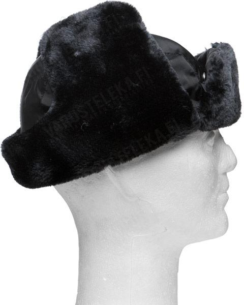 Mil-Tec MA-1 winter hat, black