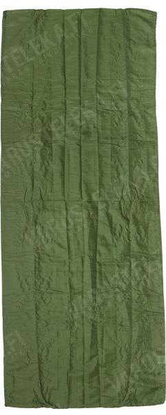 Mil-Tec sleeping bag liner, olive drab