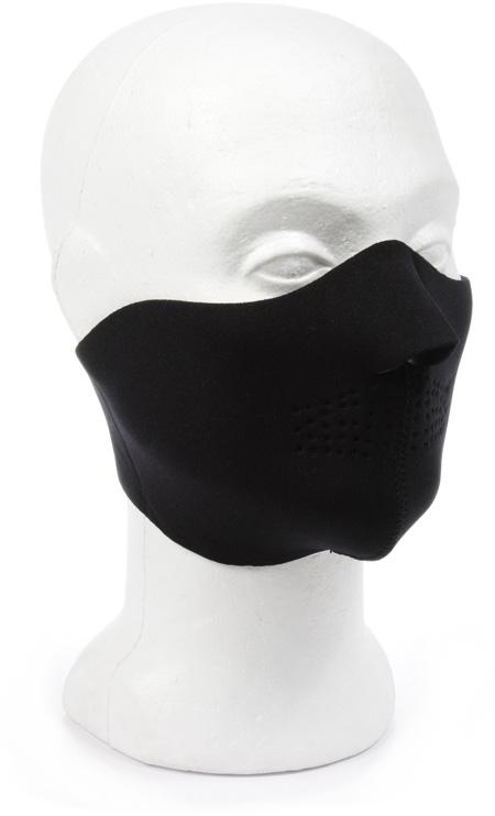 Mil-Tec half-mask, neoprene, black