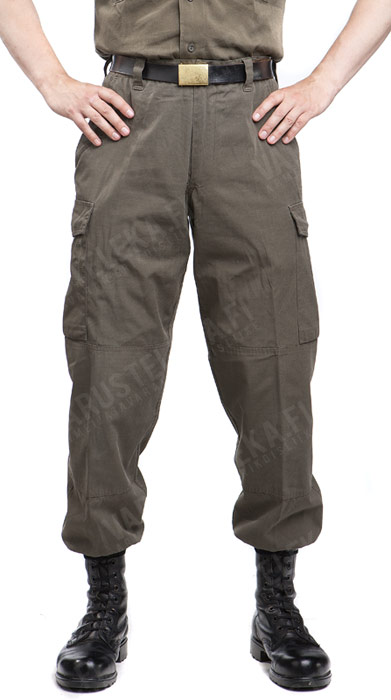 Austrian Anzug 03 combat trousers, summer model, surplus