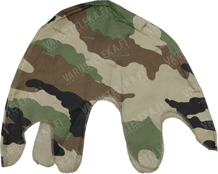 Mil-Tec US M1 helmet cover, Woodland, repro
