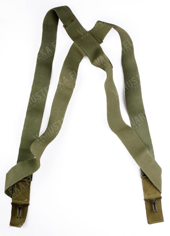 US M-1950 trouser suspenders, surplus