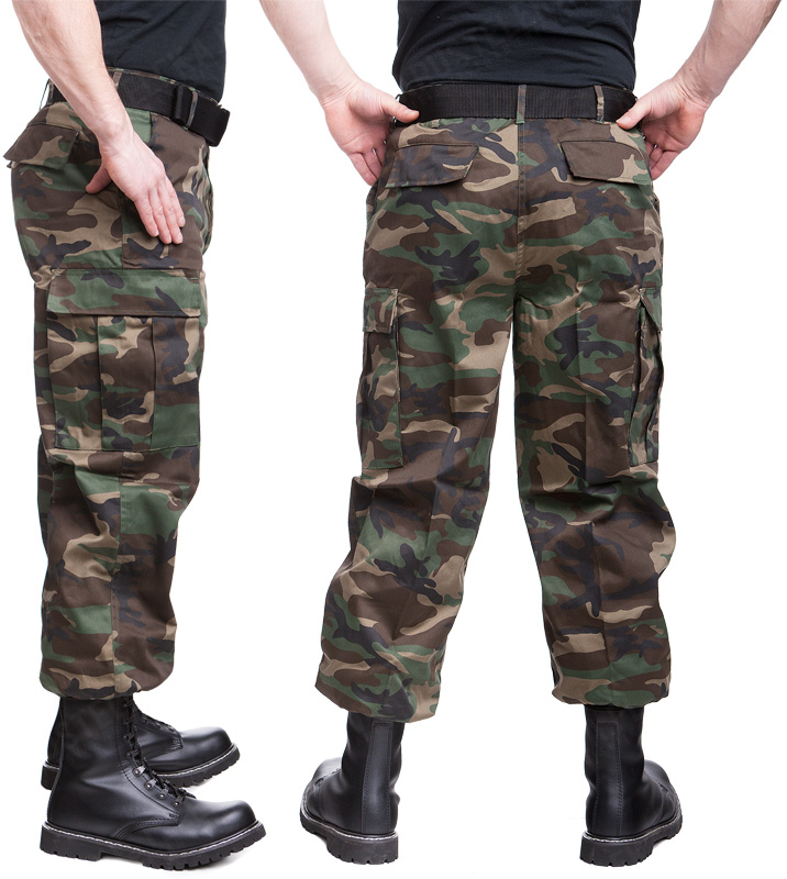 Брюки мужские камуфляж с доставкой