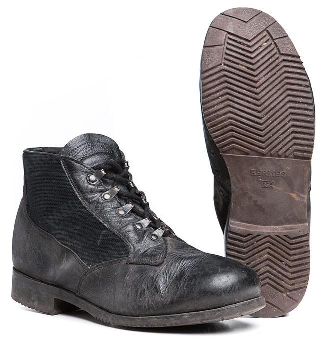 Bundesmarine deck shoes, surplus