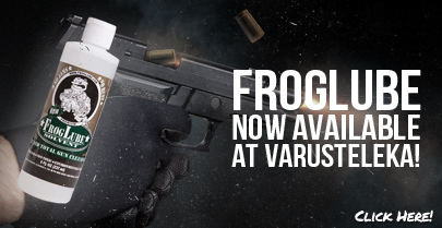 Product of the Week: Froglube