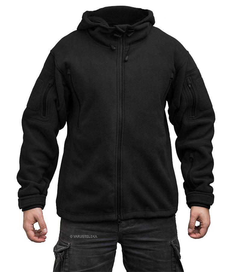 Särmä hooded Fleece jacket