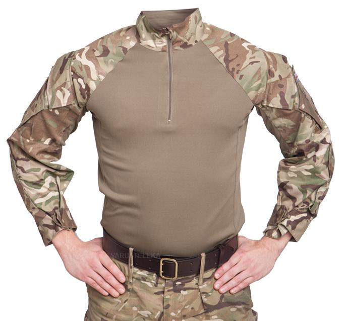 British PCS Combat Shirt, MTP, surplus
