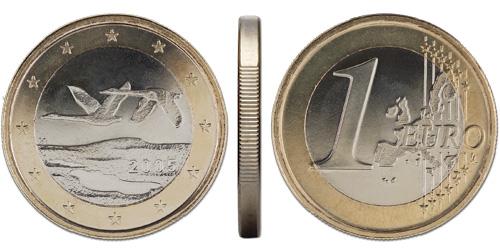 1 EUR token