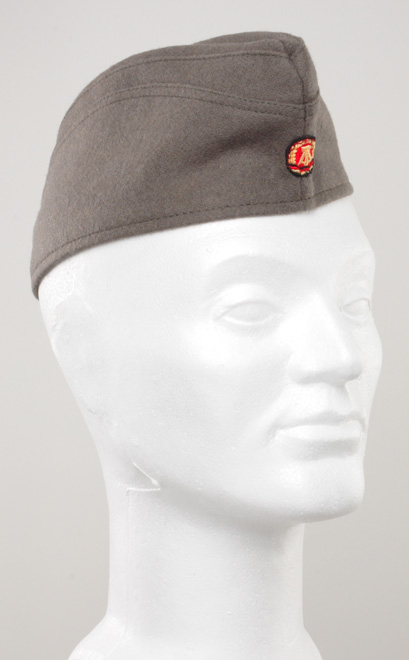 NVA side cap, wool, enlisted men, surplus