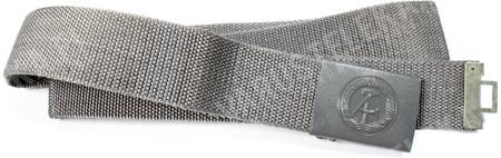 NVA Webbing belt, gray, surplus