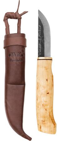 Woodsknife Traditional puukko 77, light