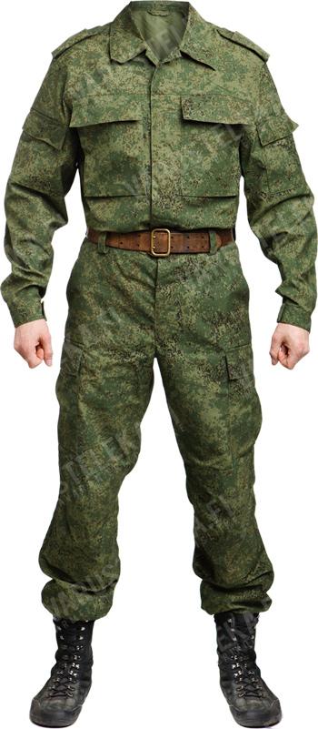 """Russian """"Digiflora"""" summer uniform, surplus"""