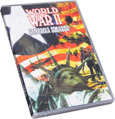 World War II: The United States at War, DVD
