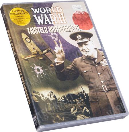 World War II: The Battle of Britain, DVD