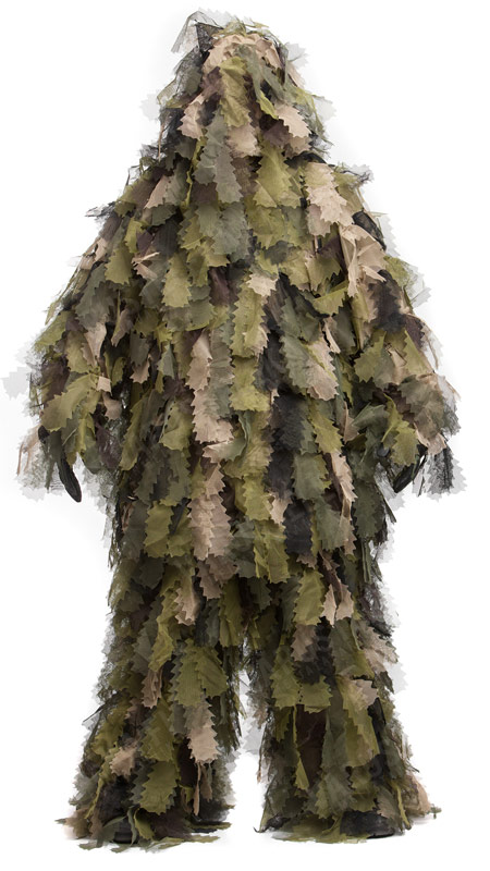Mil-Tec Oak Leaf 3D ghillie suit