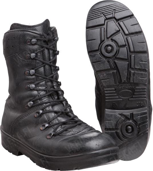 BW KS2005 / Haix DMS combat boots, surplus
