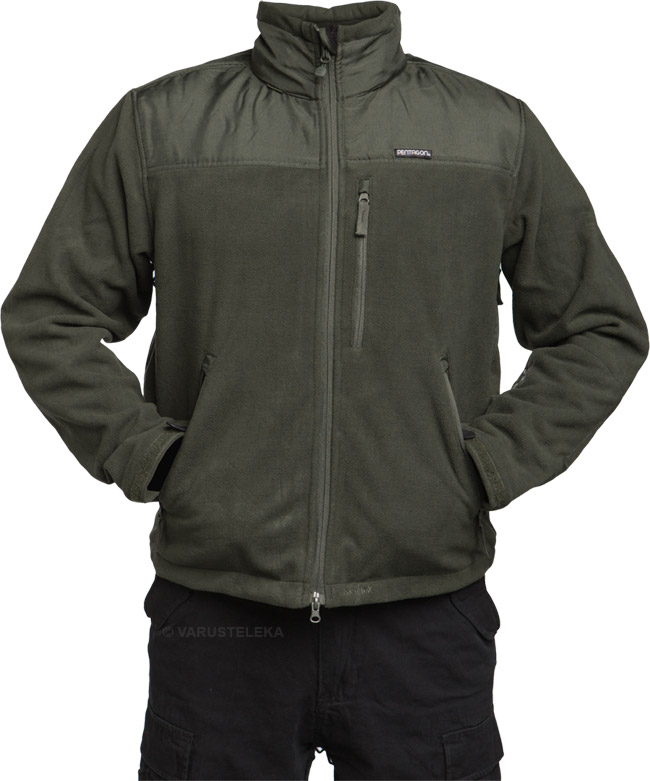 Pentagon Bojan Fleece Jacket, olive drab