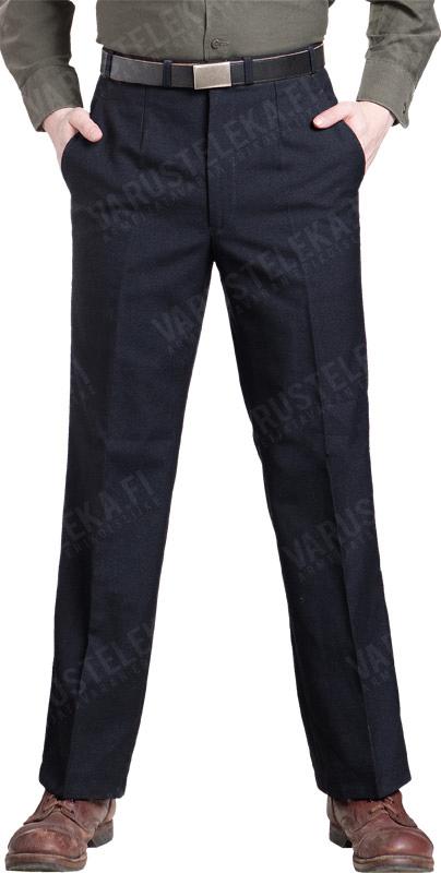 BW parade trousers, dark blue, surplus