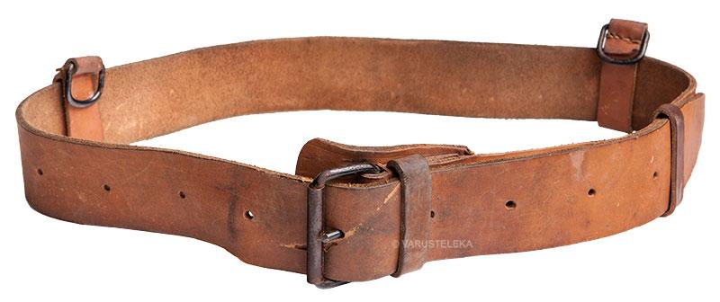 JNA leather belt, ylijäämä