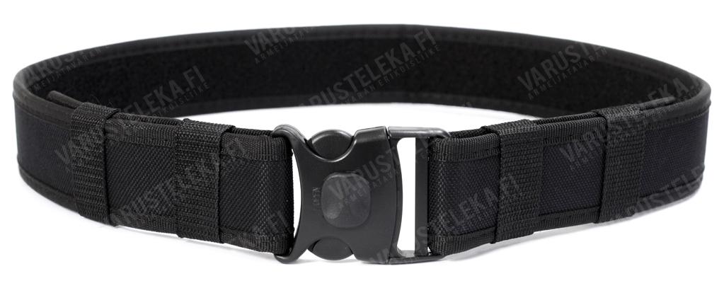 Mil-Tec security belt, black