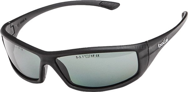 Bollé Solis II ballistic sunglasses, polarized lenses