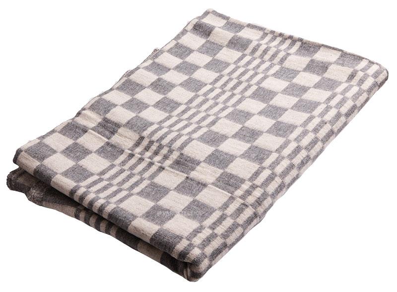 Russian blanket, flanell, gray, surplus