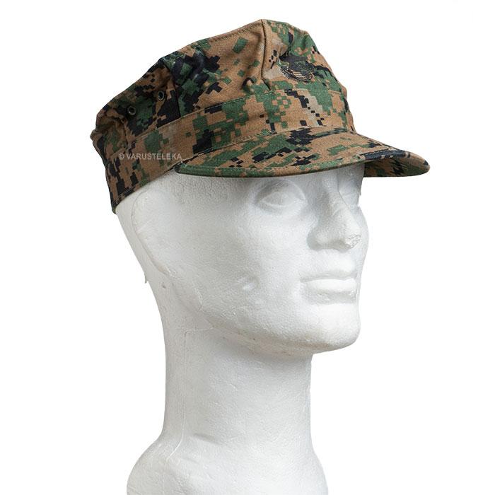 USMC field cap, MARPAT, surplus