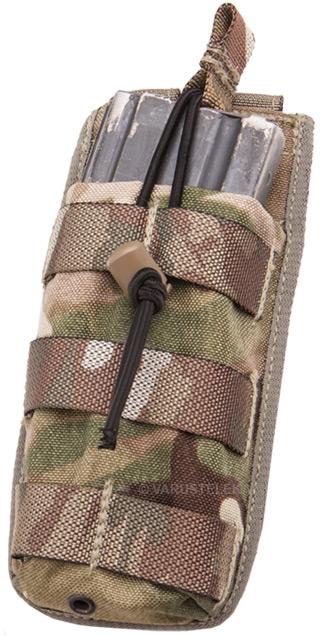 British Osprey SA80 open top ammunition pouch, MTP, surplus