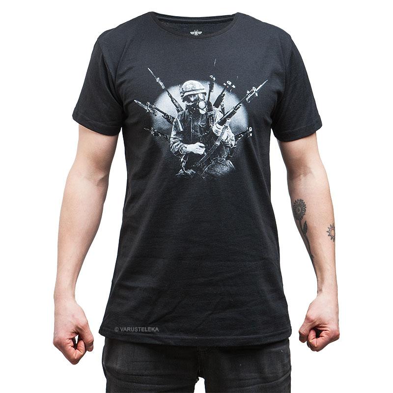 Särmä T-shirt, Piikkisika