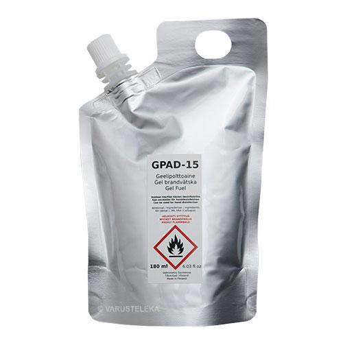 GPAD-15 gel fuel, 180 ml