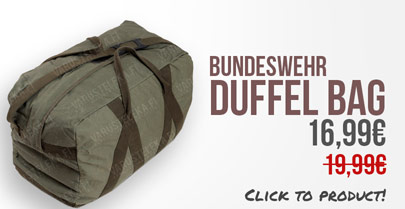 Offer of the week: Duffel Bag -15%