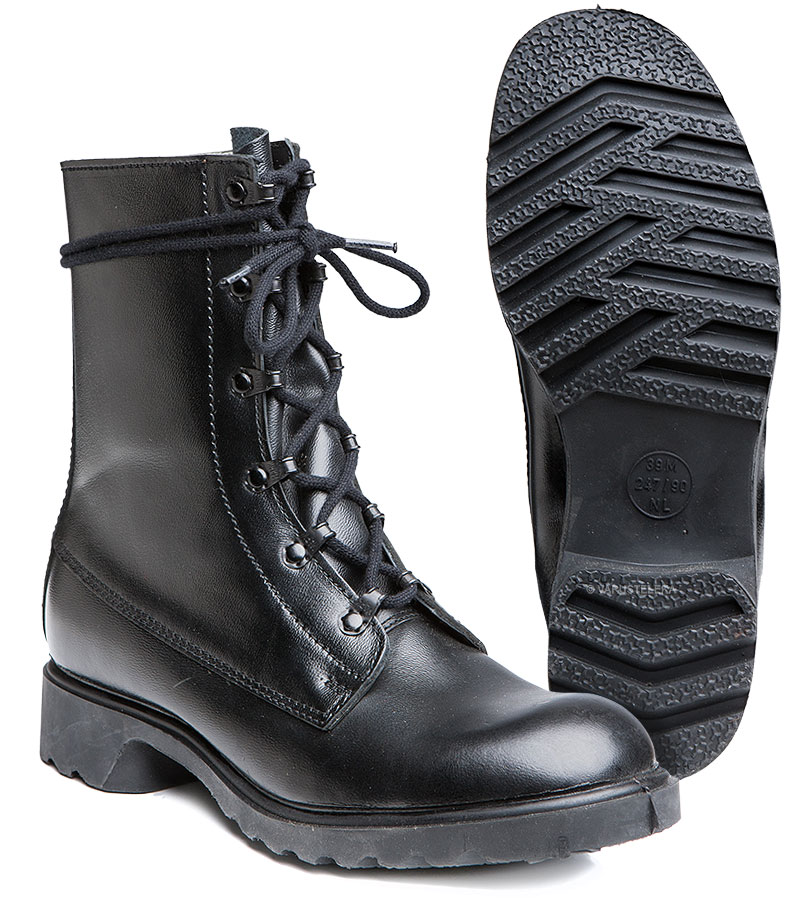 Dutch combat boots, surplus
