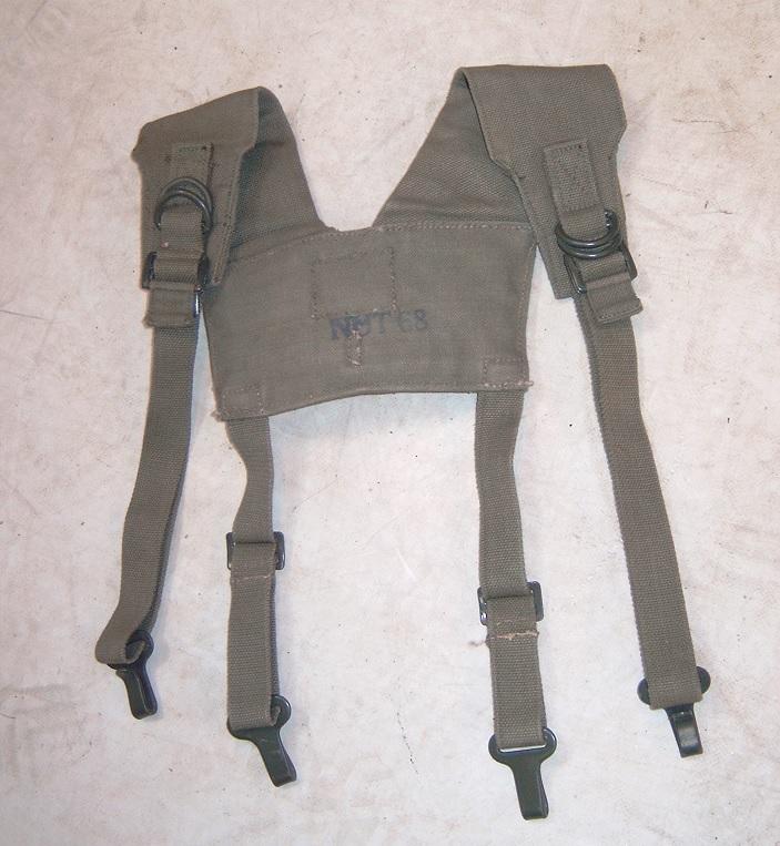 SADF Pattern 64 suspenders