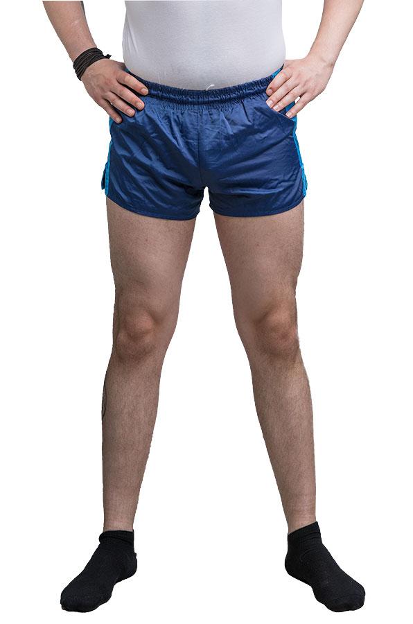 BW sport shorts, blue, surplus