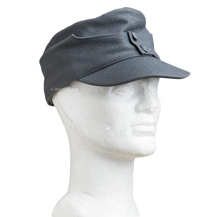 Finnish M/36 field cap, diagonal wool, surplus