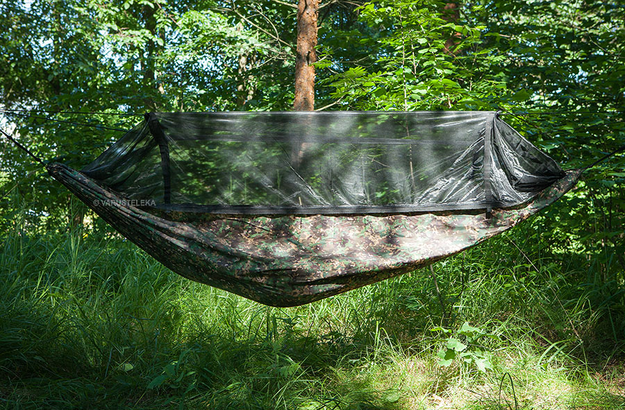 Medium image of dd frontline hammock dd multicam