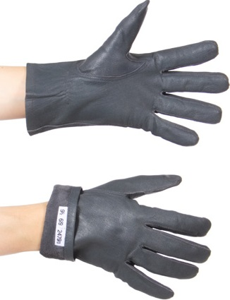 BW leather gloves, surplus