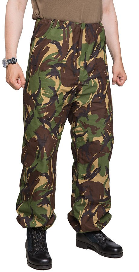 British MVP trousers, DPM, surplus