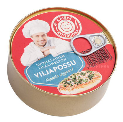 Kalakalle Grain-fed Pork, 235 g, canned